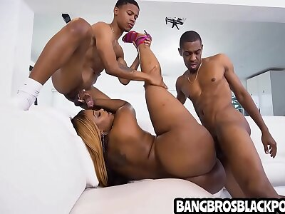 Perfidious stepfam group lovemaking