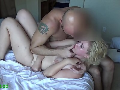 Krystal Kash Extreme Throat Fuck & Injurious Fuck