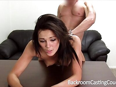 Petite Tiro Ass Fucked For Modeling Job