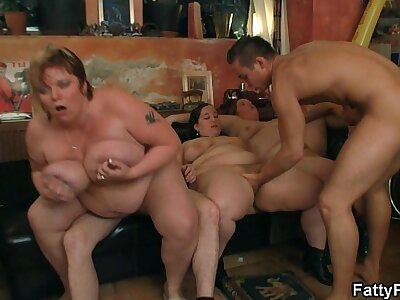 Mr Big humongous tits bbw combo unite sex