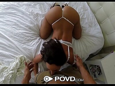 HD - Hot phat ass Jada Stevens gets fucked