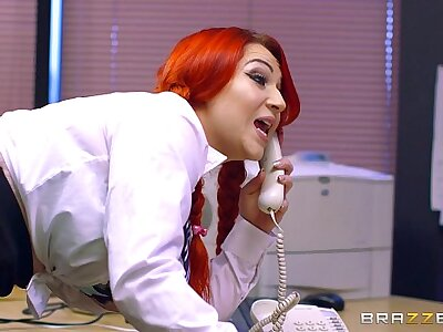 Brazzers - Harmony Reigns - Big Knockers At Instructor